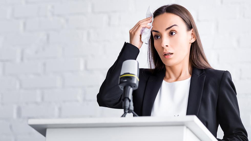 I conquered my fear of public speaking – and you can too - Friday Magazine