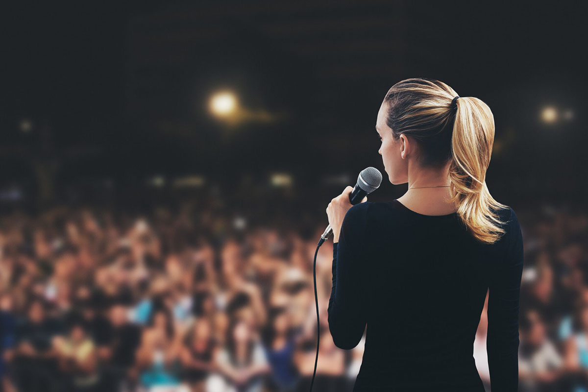 Be a better public speaker - Cullen Communications