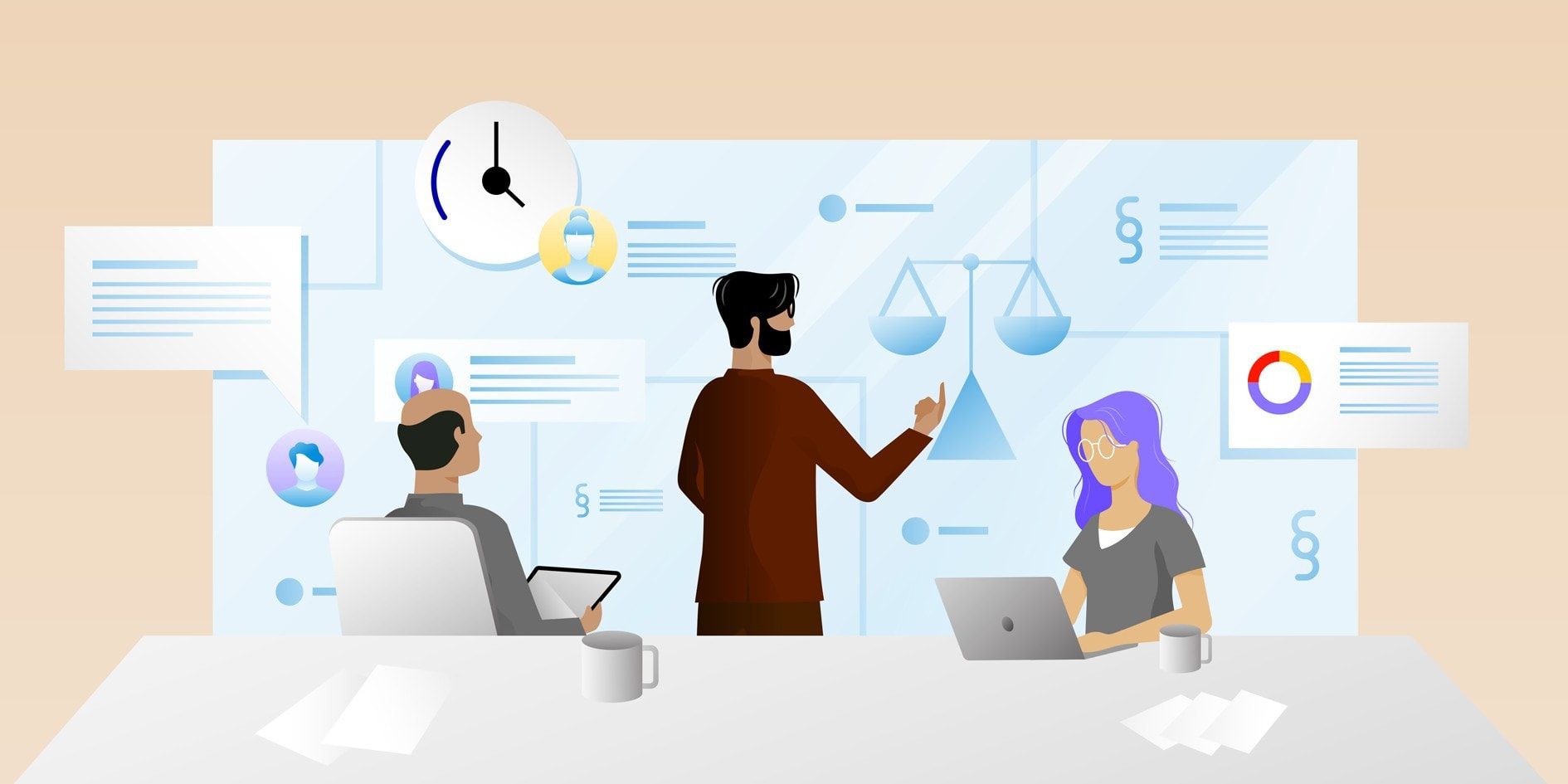 Acing Your Small Law Firm Management | Hubstaff Blog