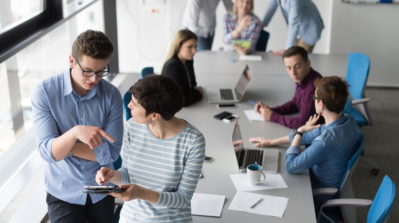 Collaborative Culture: How To Effectively Work Together - eLearning Industry